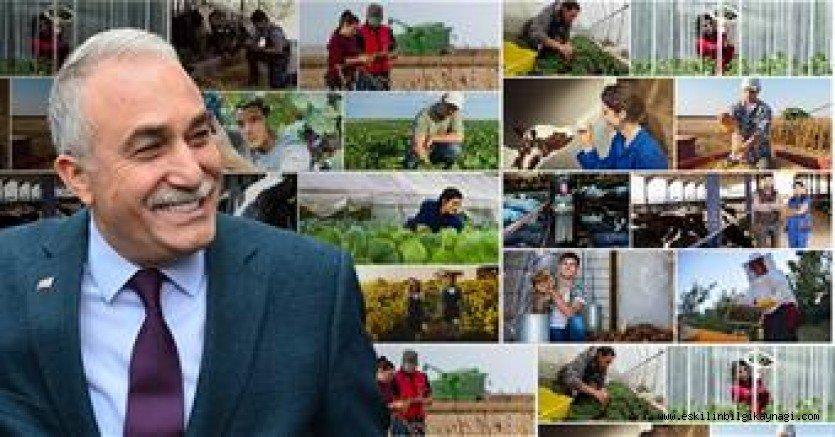 30 Bin Genç Çiftçi Başvuruları Başlıyor