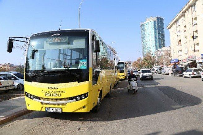 Aksaray'da Toplu Taşıma Araçlarında Nakit Kullanımı Kaldırılıyor