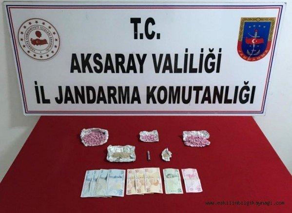 Aksaray'da Uyuşturucu Tacirlerine Geçit Yok
