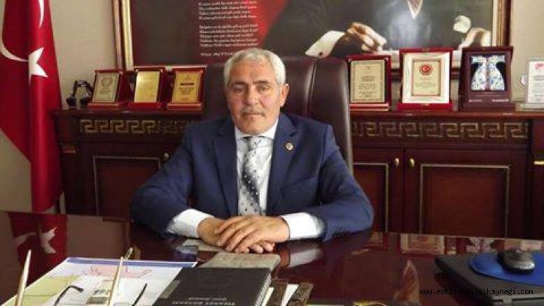 Eskil Belediye Başkanı Niyazi Alçay, Kurban Bayramı dolayısıyla kutlama mesajı yayınladı.