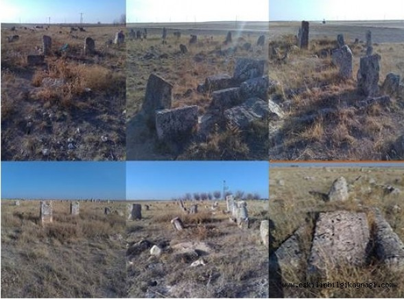 Eskil'deki o mezarlığın büyük sırrı!