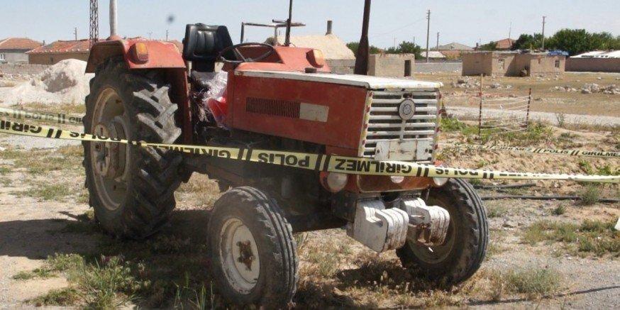 Eskil'den kahreden haber! Traktör Altında Kalan Çocuk Yaşamını Yitirdi