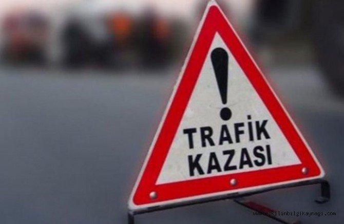 Eşmekayalı Karı Koca Trafik Kazasında Hayatını Kaybetti