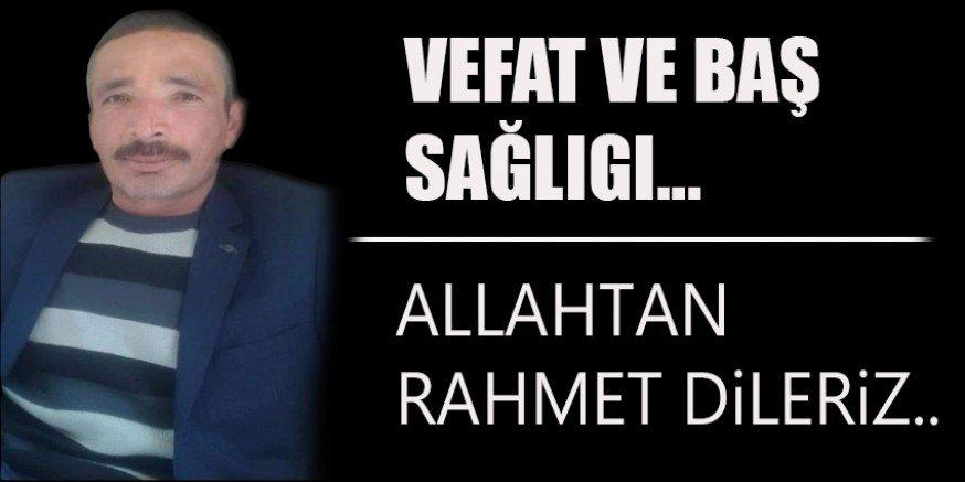 İzzet Bozgöz Vefat Etti.