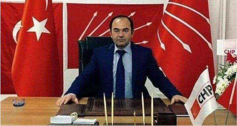 Sultanhanı CHP İlçe Başkanı Ahmet Karacaer Yaşamını Yitirdi.